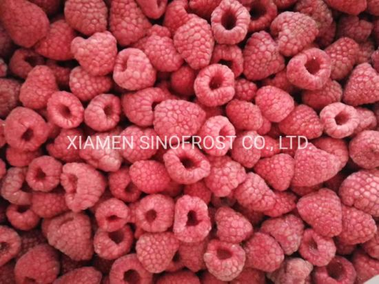 IQF Raspberries, Frozen Rapsberries, IQF Frozen Raspberries, Red, Cultivated, Wholes/Brokens/Crumbles pictures & photos