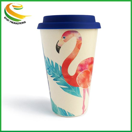 Drinking Cup with Felt Sleeve