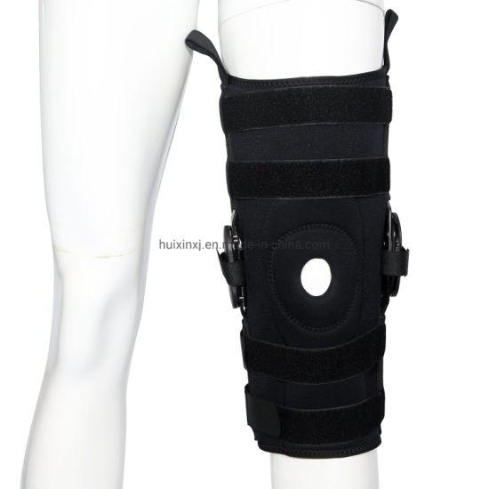 High quality Neoprene Hinged Knee Brace Knee Supoort Kn-084