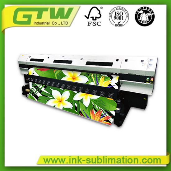 Oric Tx1803 Large Format Inkjet Sublimation Printer with Three Printheads