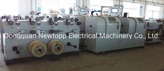 Horizontal Single (Double) Layer Cable Taping Machine