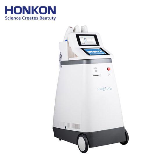 Honkon Multifunctional 3 in 1 IPL Equipment/RF Skin Tightening/Renewing Beauty Equipment