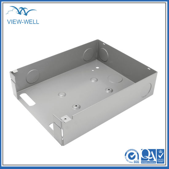 Top Factory Good Finish Customized Precision Metal Stamping Parts of Car/Auto/Electronic/Appliances pictures & photos