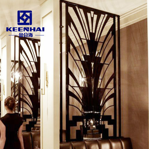 Ornamental Decorative Laser Cut Design Interior Screen Partition
