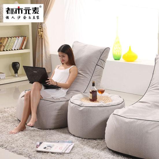 Strange China Custom Filling Beans Relaxing Comfortable Lazy Sofa Machost Co Dining Chair Design Ideas Machostcouk