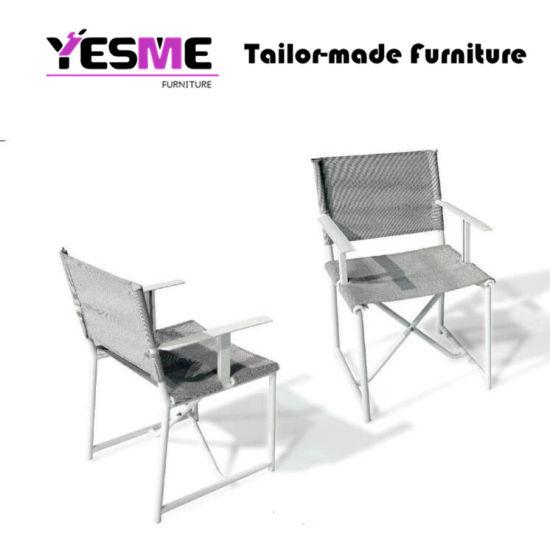 Pleasing New Design Kd Textile Dining Set Outdoor Sling Stackable Chair Sling Chair Home Hotel Garden Furniture Inzonedesignstudio Interior Chair Design Inzonedesignstudiocom