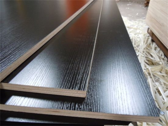 Film Faced Plywood Melamined Construction Plywood