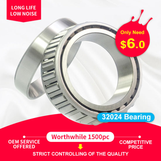 32024 Motorcycle Spare Part Tapered Roller Bearing for Conveyor Printing Press Motorcycle Parts Motorcycle Accessories Automobile Parts Auto Spare Part