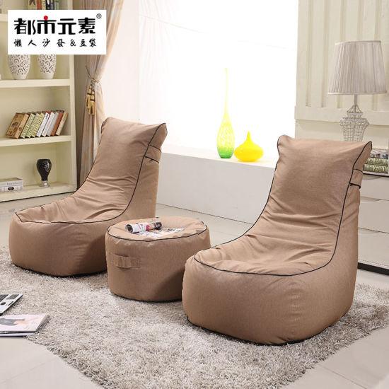Astonishing Custom Filling Beans Relaxing Comfortable Lazy Sofa Bean Bag Couch Sofa Machost Co Dining Chair Design Ideas Machostcouk