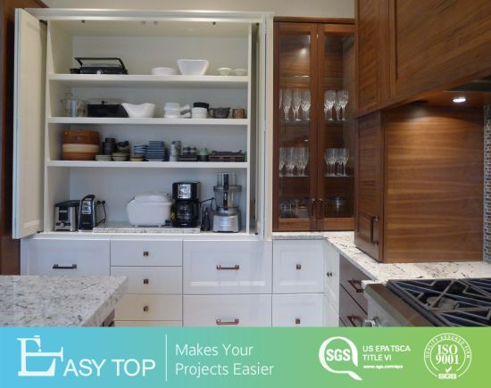 Cheap Price Philippines Furniture Pvc Kitchen Cabinet For Project