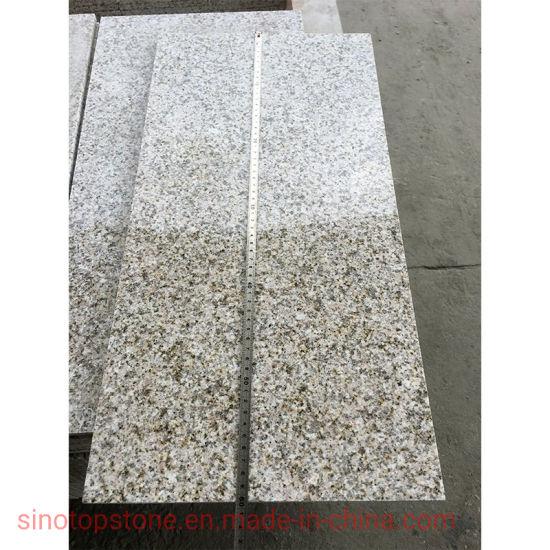 Polished Shanddong Rusty Granite G682 Granite Tile