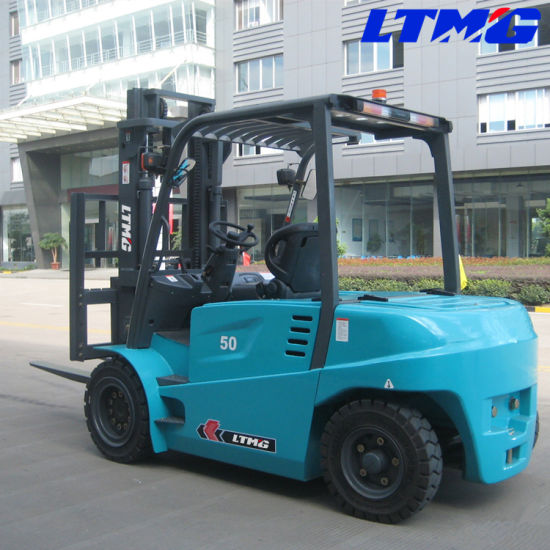 Ltmg EPA Approved 5 Ton Battery Electric Forklift