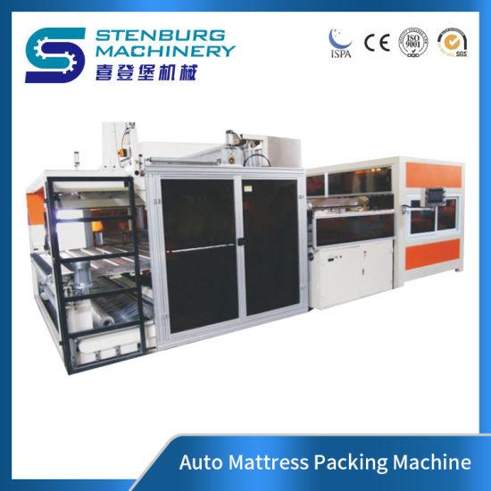 Automatic Mattress Film Packaging Machine