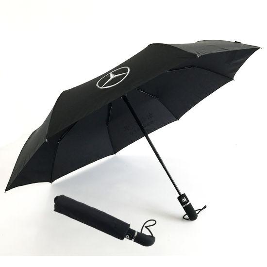 Mercedes Benz 21 Inch Fully Automatic Folding Umbrella