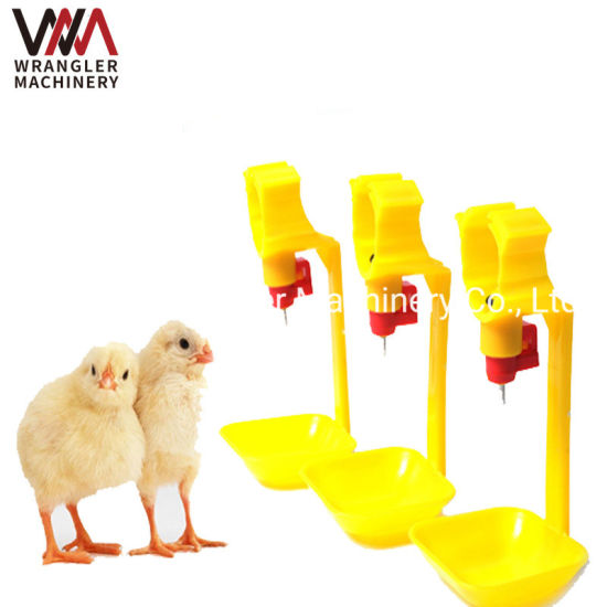 Stainless Steel Automatic Poultry Farm Nipple Drinker for Chicken/Layer/Broiler/Breeder
