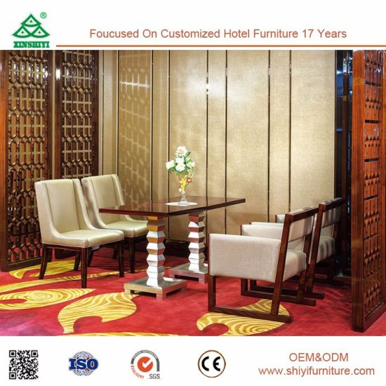 Factory Supplier Grate Modern New Model Diningroom Sofa Sets pictures & photos