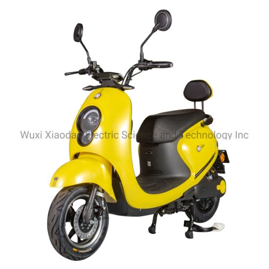 500W E-Scooter with EEC/E-MARK