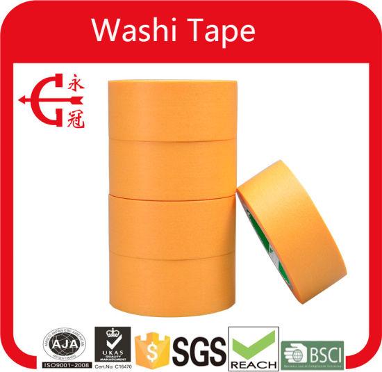 China Rice Paper Masking Tape, Washi Masking Tape - China