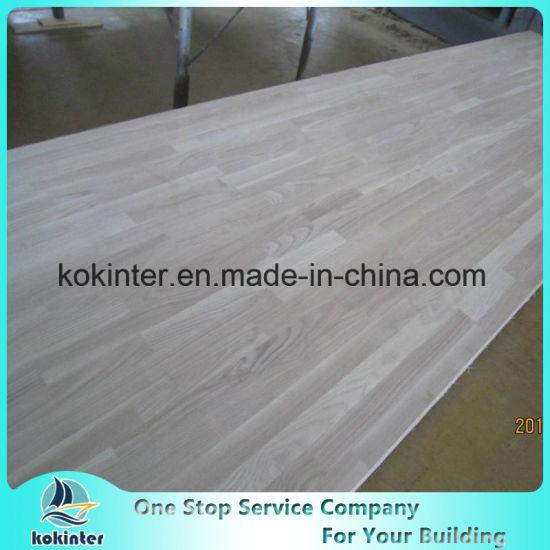 Ash Wood Ash Finger Joint Board / Ash Fjp /Finger Joint Wood Board