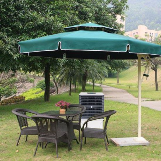 Big Water Tank Floor Stand Movable Evaporative Desert Cooling Fan pictures & photos