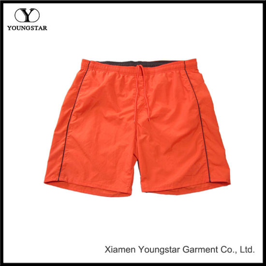 16820b9730 Orange Youth Nylon Short Surfing Board Shorts Mens pictures & photos
