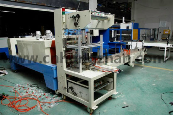 Automatic Carton Sleeve Sealer Shrink Wrapper pictures & photos