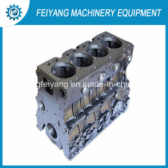 Yz4108q/Yz4110QA Diesel Engine Cylinder Block Yz4108q-02101