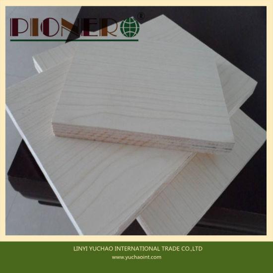 18mm White Melamine MDF Plywood for India
