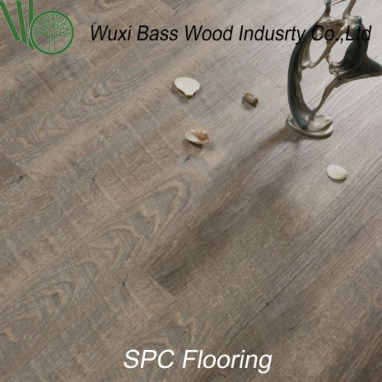 China The Newest Product Spc Flooring With Competitive Price