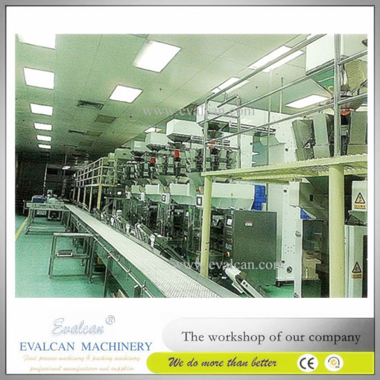Vertical Nuts Weighing Filling Sealing Machine pictures & photos