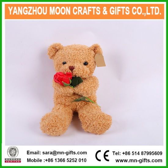Custom Lovely Stuffed Toy Plush Bear Cute Valentines Day Teddy Bear pictures & photos