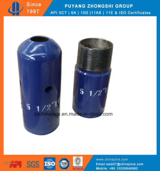 Oilfield Downhole Equipment Drillng Casing Float Collar Float Shoe