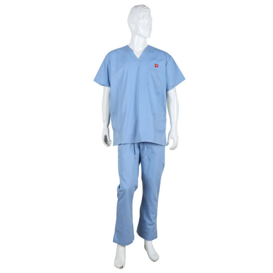 OEM Wholesale Hospital Uniform Doctor Work Safety Workwear pictures & photos