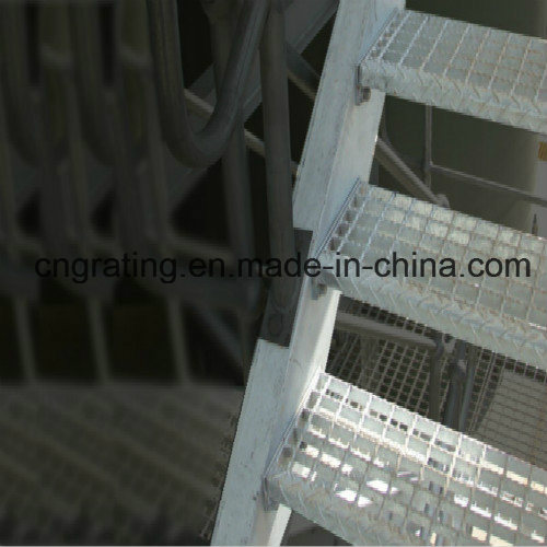 Haoyuan Steel Tread for Construction Use pictures & photos