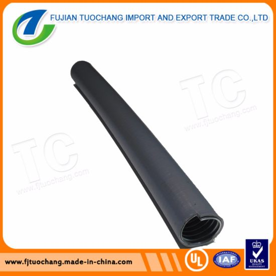 PVC Coated Galvanized Steel Flexible Cable Conduit