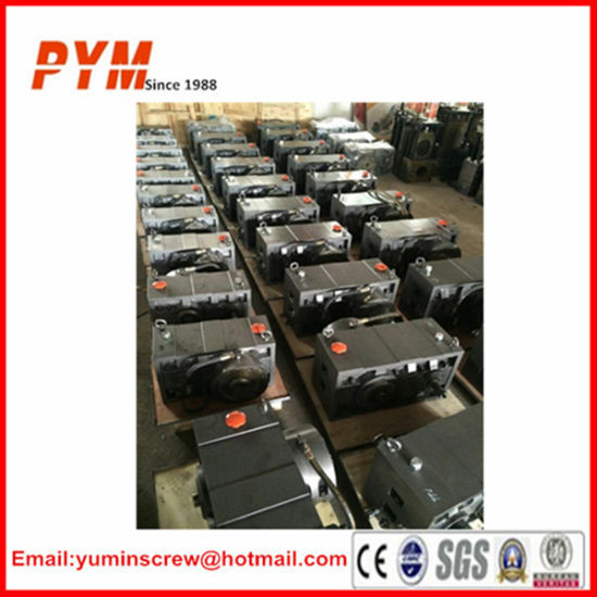 Extruder Gearbox for Plastic Machine pictures & photos