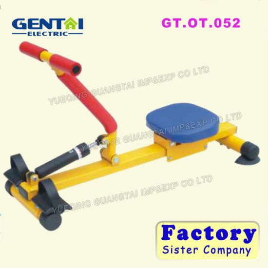 Cheap Children Body Building Equipment/Outdoor Fitness Equipment/Kids Treadmill for Sale pictures & photos