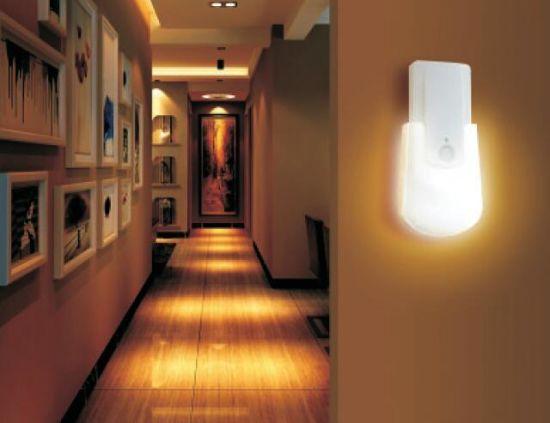 Smart Wireless LED Detachable Wall Optical Motion Sensor Light