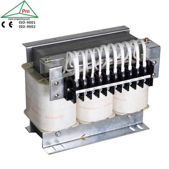 3 Phase 4kw 4000va Power Transformer Manufacture 110 to 240 for Machine