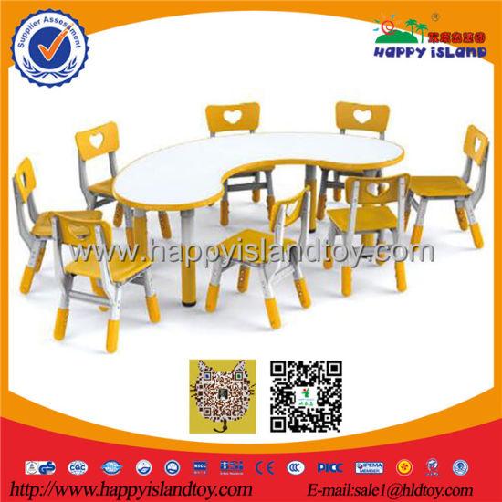 Kindergarten Preschool Nursery Classroom Furniture For Kids Study