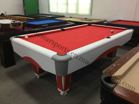 Used Pool Tables For Sale Over 150 Models In Stock Pro Billiards >> China Cheapest Price Mdf Double Star Billiard Table For Sale China