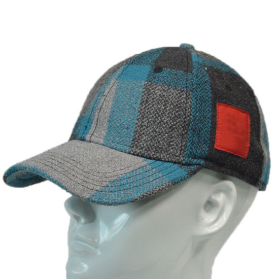 Structured Casual Acrylic Full Back Flexfit Baseball Cap Fitted Hat