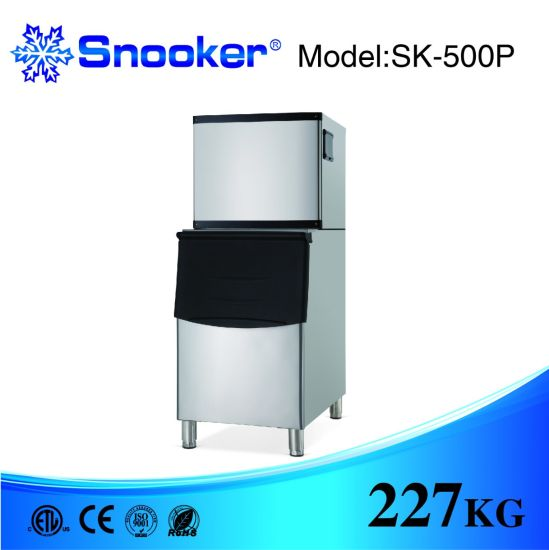 Hotel Kitchen Commercial Ice Maker for Sale Ce Certificated pictures & photos