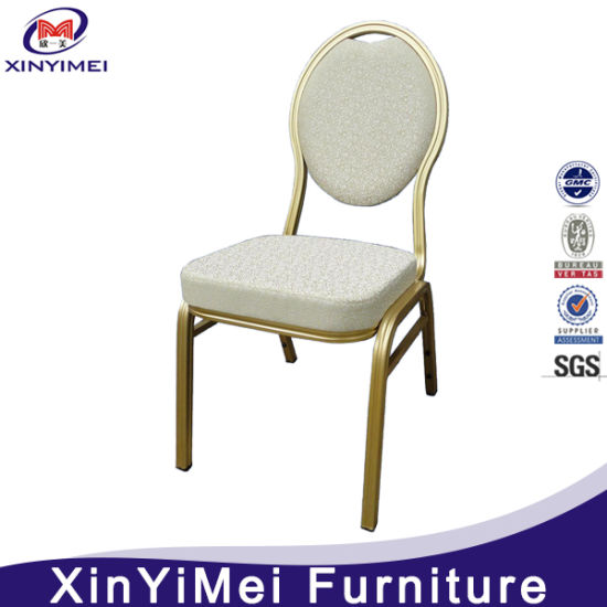 Modern Round Back Hotel Banquet Chairs Factory