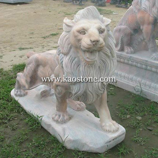 Flying Horse/Lion Carving/Elephant Sculpture/Large Outdoor Sculpture Making pictures & photos