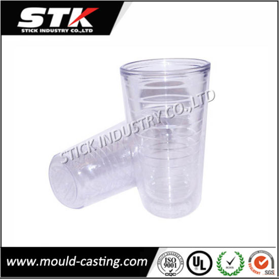 China Custom Made Cheap Transparent Plastic Cups - China