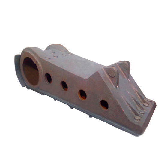 Densen Customized Super Large Cast Steel Casting Crusher Parts, Crusher Spare Parts