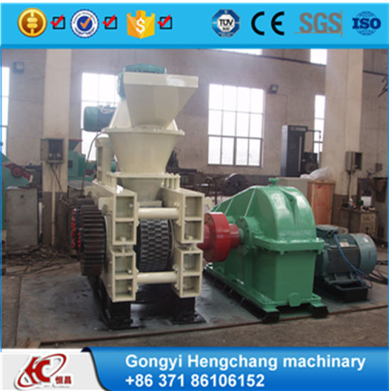 ISO Certified Coal Force Feeding Briquette Machine pictures & photos