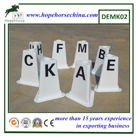 marker letters for dressage arena