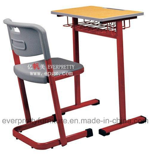 Sample of School Desk Chair in Factory
